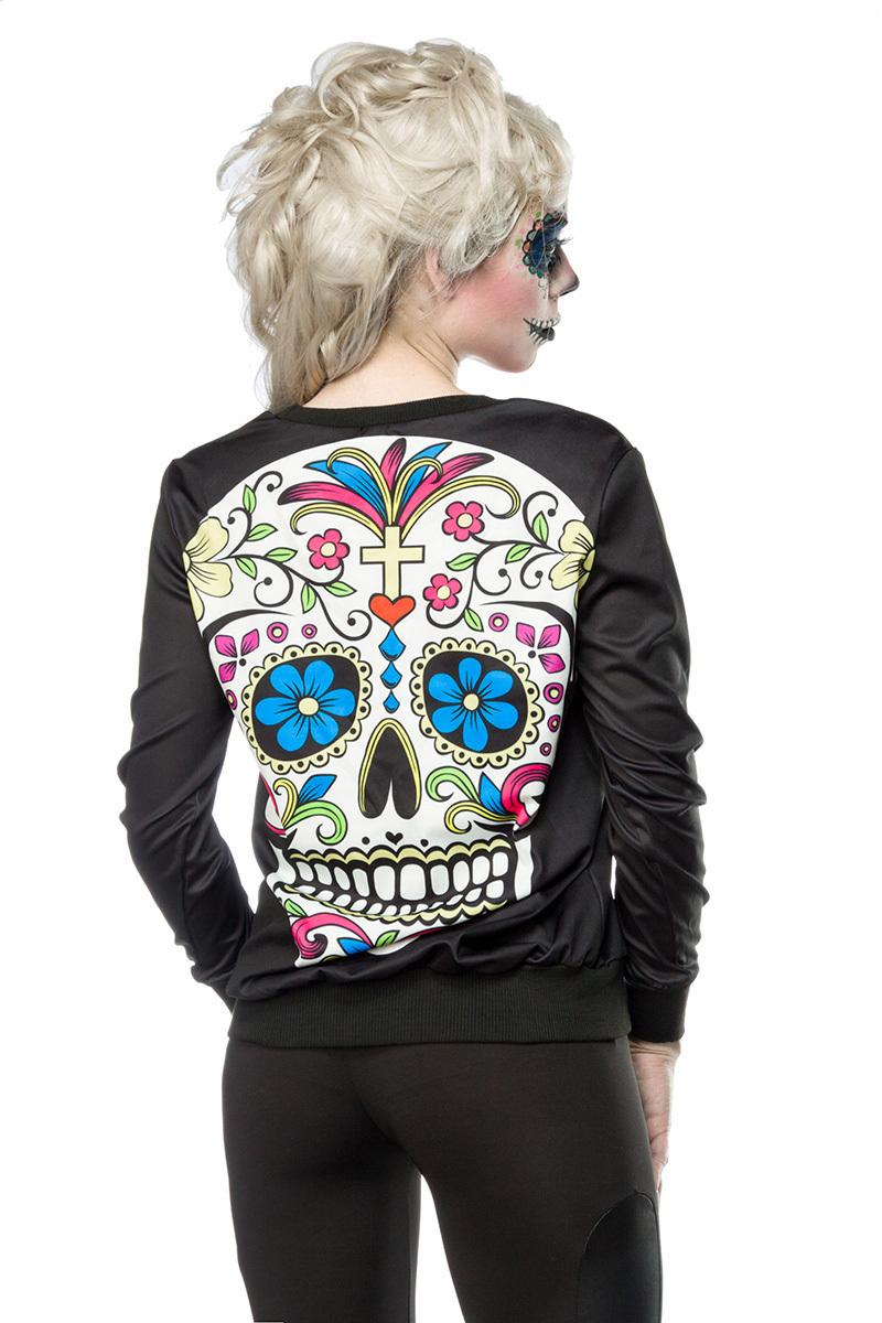 Mode Mit Totenkopf