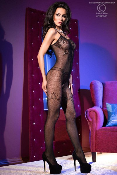 Bodystocking CR4106