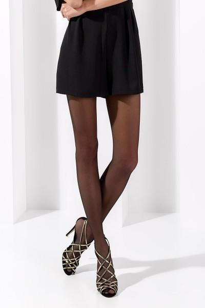 Damen Strumpfhose schwarz 20DEN