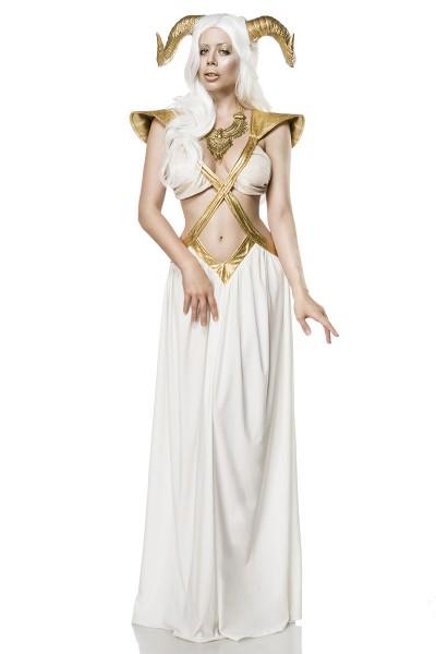 Fantasy Kleid Halloween Verkleidung Feen Fantasy Verkleidung